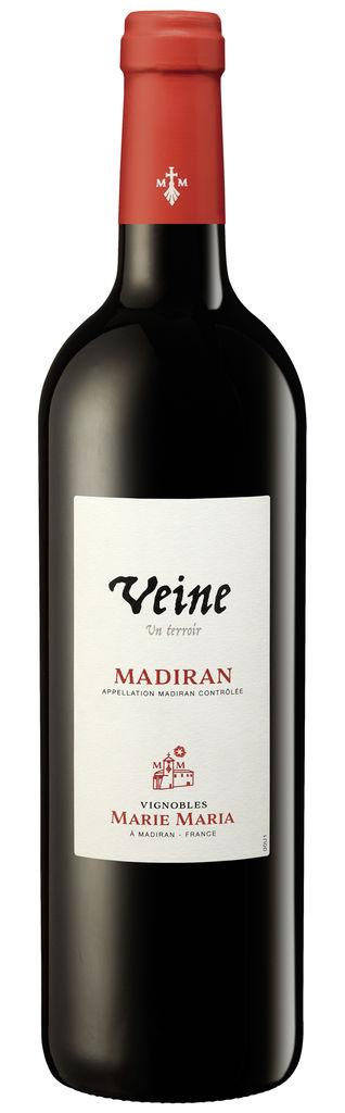 Veine Rouge 2016 Vignobles Marie Maria Madiran