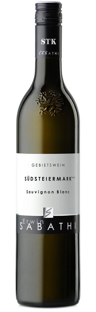 Sauvignon Blanc Südsteiermark DAC 2019 Erwin Sabathi Steiermark