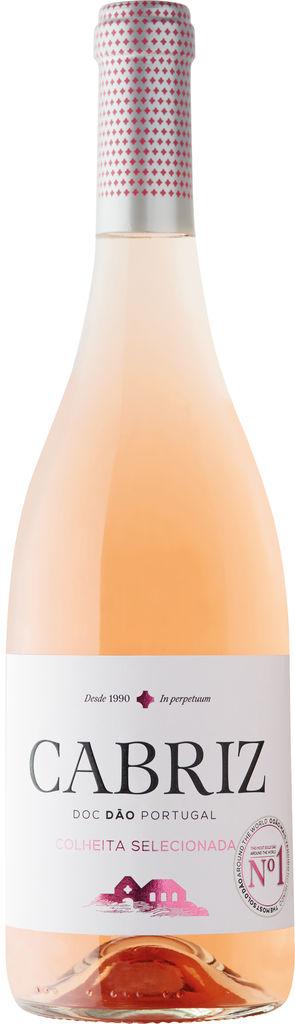 Cabriz Colheita Selecionada Rosé 2019 Cabriz Dăo