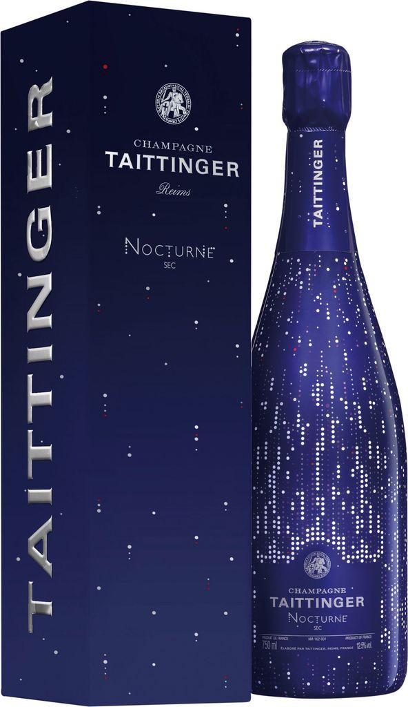 Champagne Taittinger Nocturne Sec in GP Champagne Taittinger