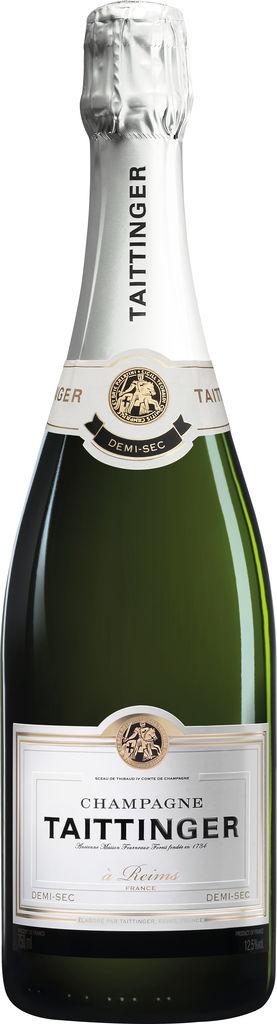 Champagne Taittinger Demi Sec Taittinger Champagne