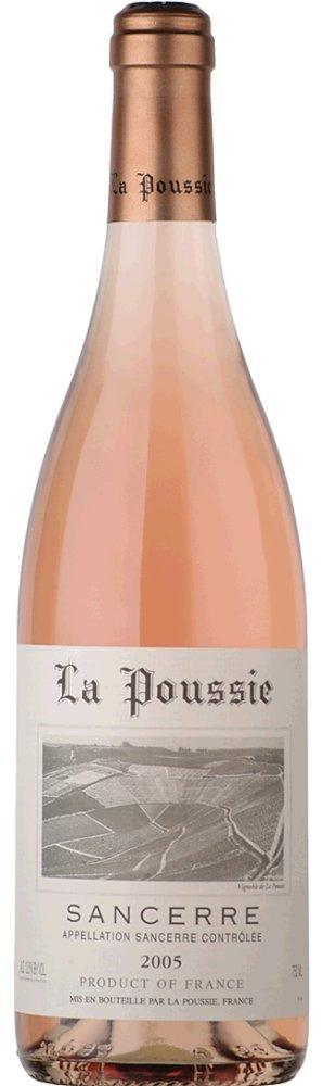 Sancerre Rosé La Poussie AC 2019 Domaine de la Poussie Loire