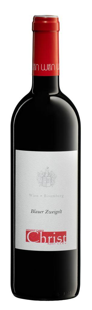 Blauer Zweigelt Bisamberg 2017 Christ Wien