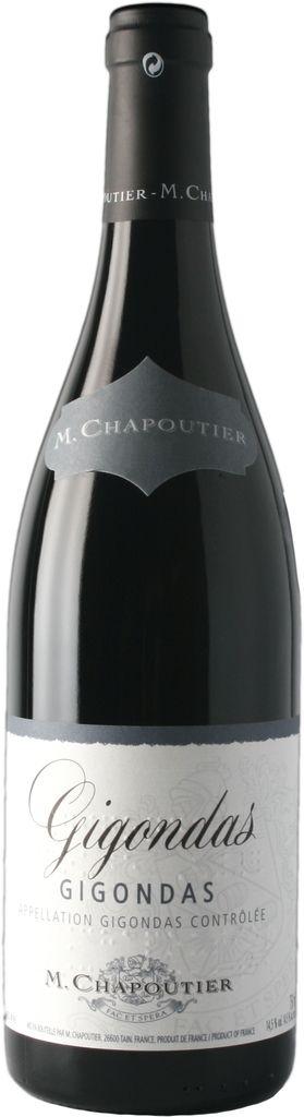 M. Chapoutier Gigondas AOC 2019 M. Chapoutier Gigondas