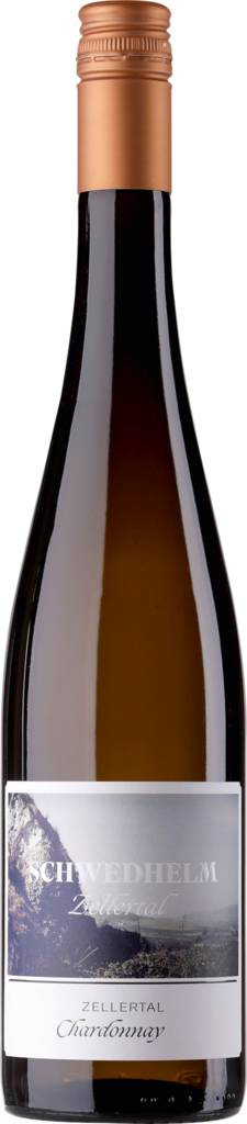 Klosterhof Weinvertriebs OHG Schwedhelm Chardonnay Zellertal QbA trocken 2018