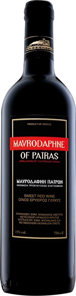 Mavrodaphne of Patras AOC Michalakis Estate Patras