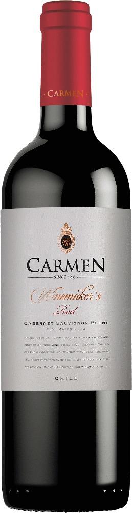 Carmen Wine Maker's Cabernet Sauvignon Blend 2016 Vińa Carmen