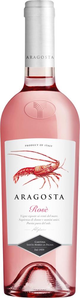 Aragosta rosé DOC 2020 Santa Maria di Palma Sardinien