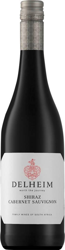 Delheim Shiraz Cabernet Sauvignon Coastal Region 2018 Delheim Wines