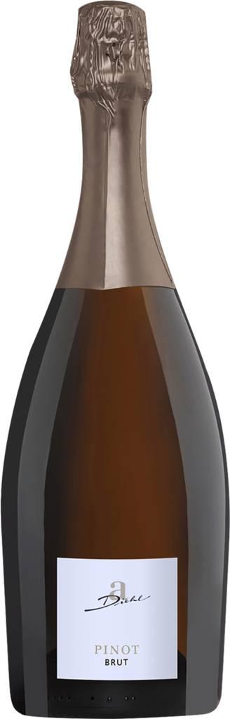 A. Diehl Pinot Sekt Brut bA 2018 Wein- und Sektgut-Destillerie Diehl
