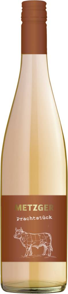 Metzger 'Prachtstück' Rosé KuhbA trocken 2020 Weingut Uli Metzger
