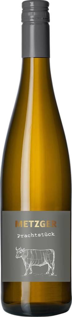 Weingut Uli Metzger Metzger 'Prachtstück' Weißburgunder Chardonnay KuhbA trocken 2020