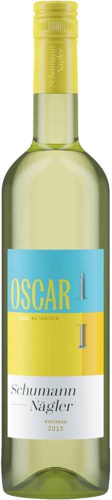 Schumann's Oscar Riesling QbA trocken 2019 Weingut Schumann-Nägler