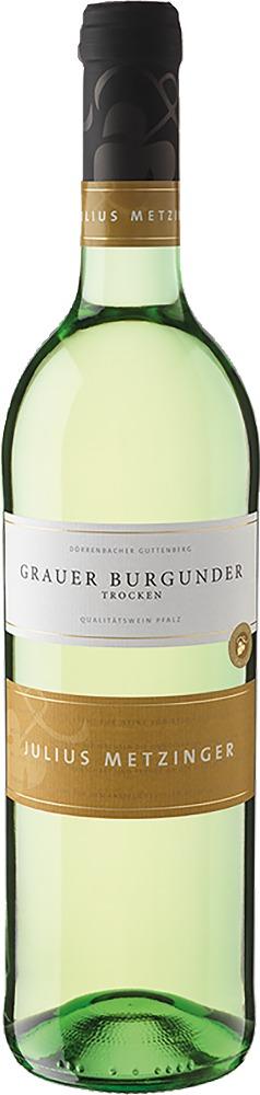 Südpfälzer Weinvertrieb Julius Metzinger Grauer Burgunder QbA trocken 2020
