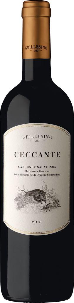 Ceccante Toscana IGT 2016 Grillesino Toskana