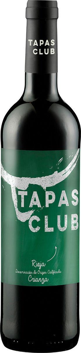 Tapas Club Rioja Crianza DOCa 2016 Tapas Club Regionalweine Spanien