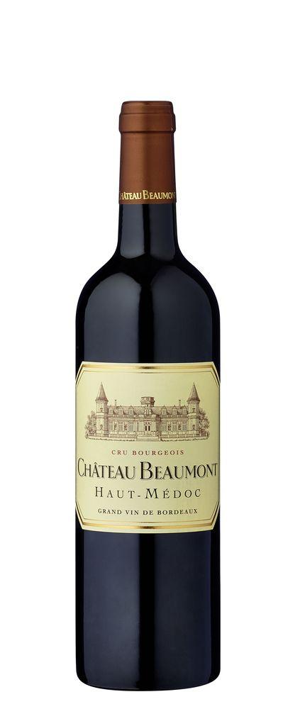 Château Beaumont Ch. Beaumont Cru Bourgeois Haut-Medoc Haut-Médoc AOC 2018