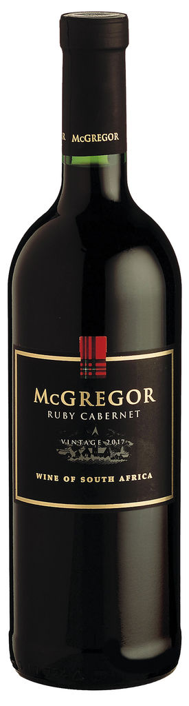 Ruby Cabernet 2018 McGregor Winery Robertson