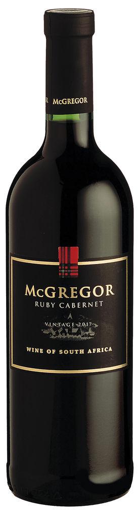 Ruby Cabernet (1,0l) 2019 McGregor Winery Robertson