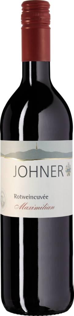 Weingut Karl H. Johner Maximilian - Rotweincuvée Barrique Baden QbA trocken 2017
