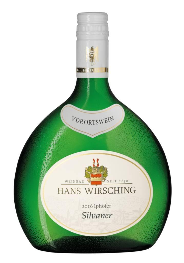 Iphöfer Silvaner Franken QbA trocken 2020 Weingut Hans Wirsching