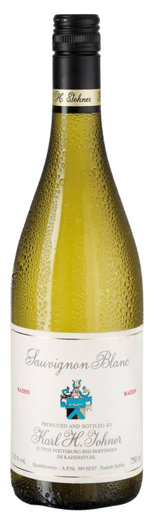 Sauvignon Blanc Baden QbA trocken Weingut Karl H. Johner Baden