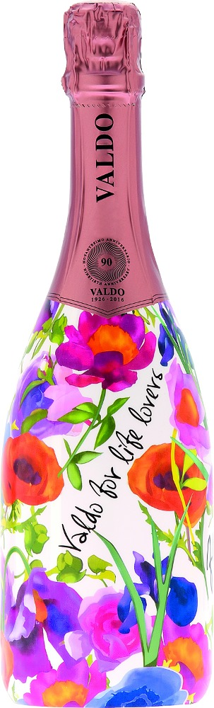 Valdo Floral Rosé Spumante Brut Valdo Prosecco
