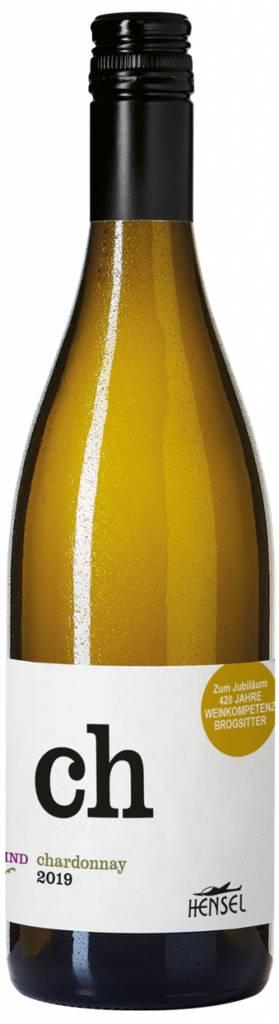 Weingut Thomas Hensel & H.J. Brogsitter Chardonnay - Aufwind Pfalz QbA trocken 2020