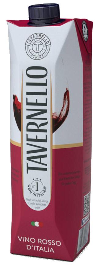 Vino D'italia Rosso Tavernello