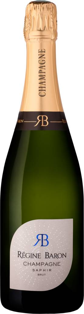 Champagne Regine Baron Saphir Brut Champagne Régine Baron Champagne