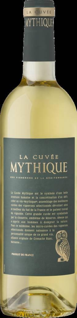 La Cuvée Blanc 2019 Mythique Pays d'Oc