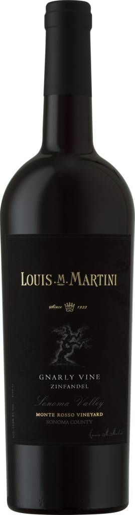 Louis M. Martini Winery Louis M. Martini Monte Rosso Gnarly Zinfandel 2014