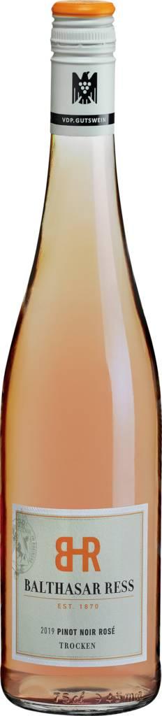 VDP. Pinot Noir Rosé Gutswein trocken 2020 Weingut Balthasar Ress