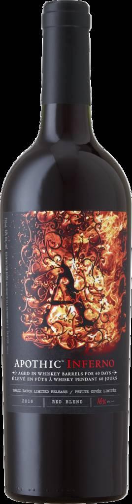 Apothic Inferno 2018 Apothic Wines Kalifornien