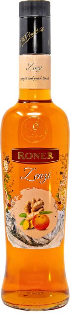 Zenzi Pfirsich-Ingwer Likör Roner