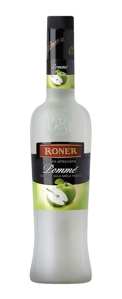 Pommé Grüner Apfellikör Roner