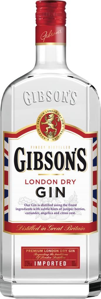 Gin London Dry Gibson's