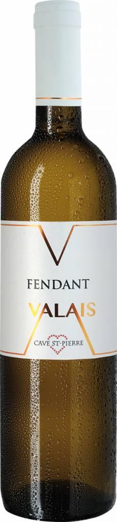 Fendant du Valais Valais AC 2019 Cave St.-Pierre SA - Henri Badoux