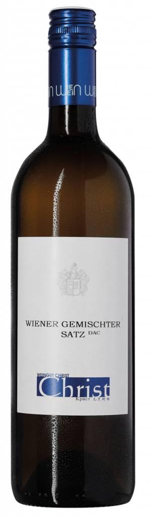 Wiener Gemischter Satz Wiener QbA trocken 2020 Weingut Christ Wien