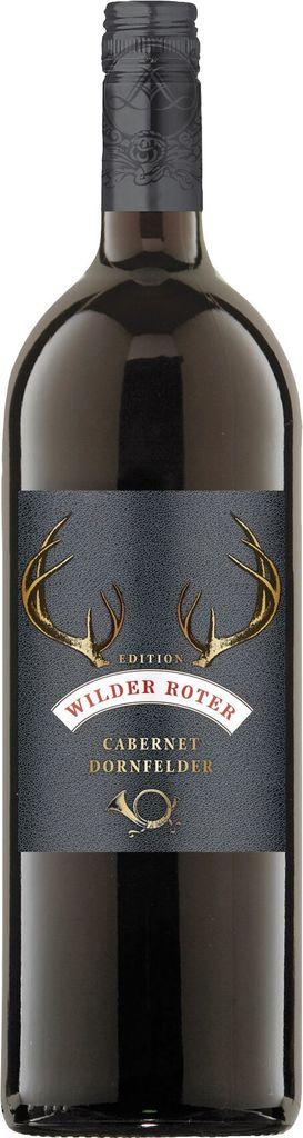 Wilder Roter QbA trocken (1,0l) 2018 Lergenmüller Pfalz