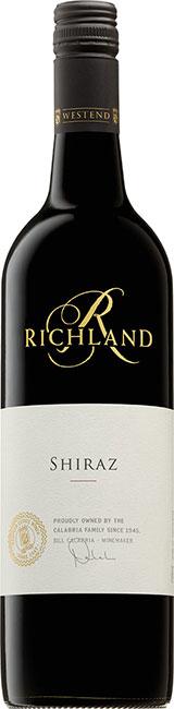 Richland Shiraz 2017 Calabria Family Wines Riverina