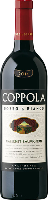 Francis Ford Coppola Winery Francis Ford Coppola Rosso & Bianco Cabernet 2017
