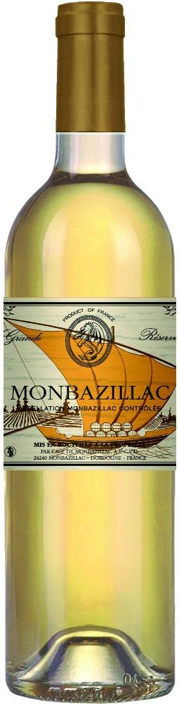 Monbazillac Grande Réserve AOC 2017 Cave de Monbazillac Bordeaux