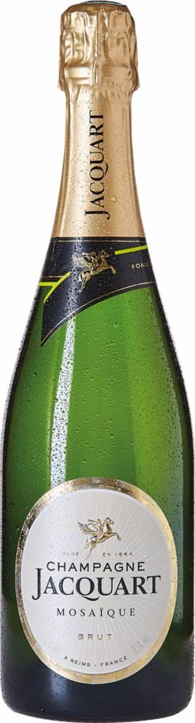 Mosaïque Brut Reims - Champagne Champagne Jacquart Champagne