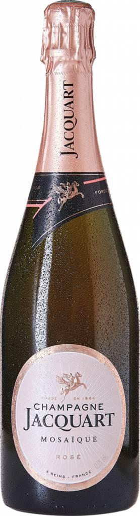 Rosé Mosaïque Brut Reims - Champagne Champagne Jacquart Champagne