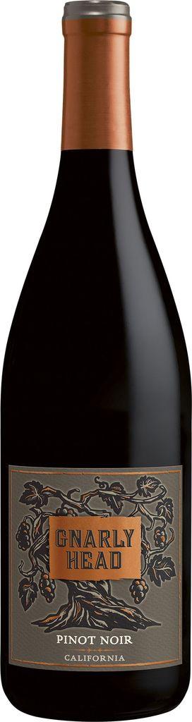 Gnarly Head Pinot Noir California 2018 Gnarly Head Kalifornien