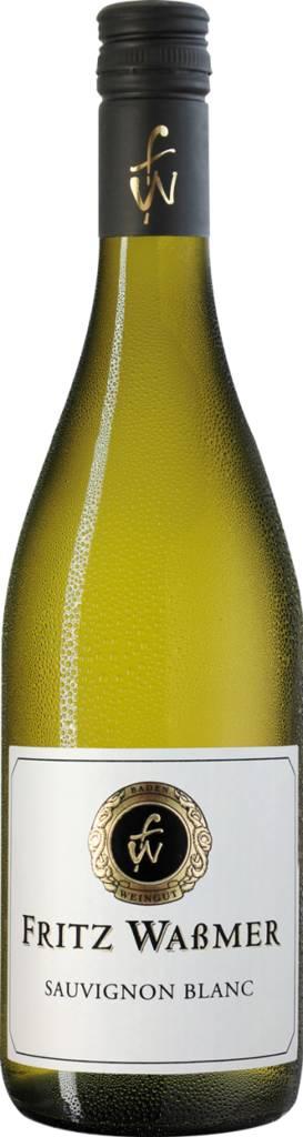 Sauvignon Blanc Baden QbA trocken 2019 Weingut Fritz Waßmer Baden