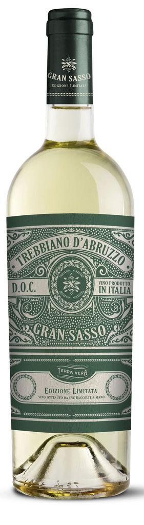 Gran Sasso Trebbiano d Abruzzo DOC 2020 Farnese Vini Abruzzen