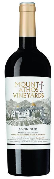 Mount Athos Vineyards 2015 Mount Athos Chalkidiki