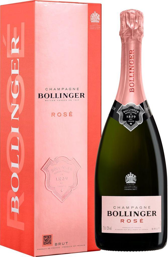 Bollinger Rosé GP Champagne Bollinger Champagne